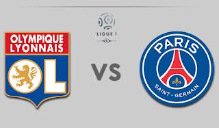 Ver Oympique Lyon vs Paris Saint-Germain En vivo 21 Enero 2018 Ligue 1
