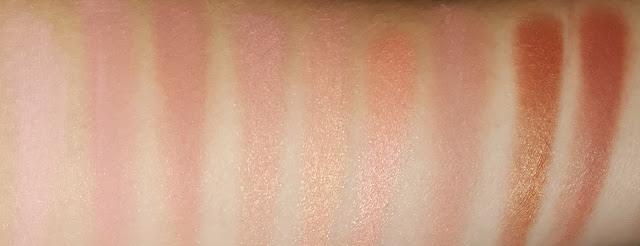 Morphe 9N Naturally Blushed Palette