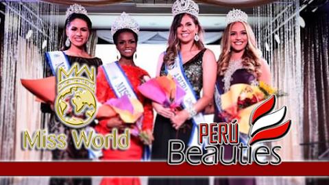 Miss World Aruba 2018