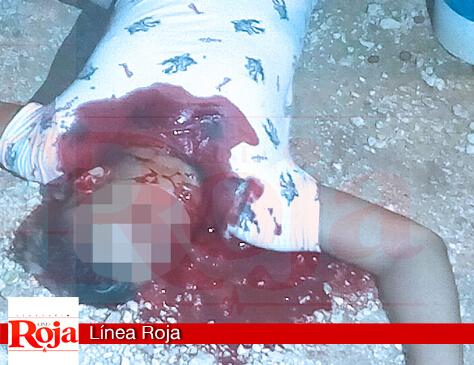 Asesinan a un hombre en la colonia Cuzamil de Cancún
