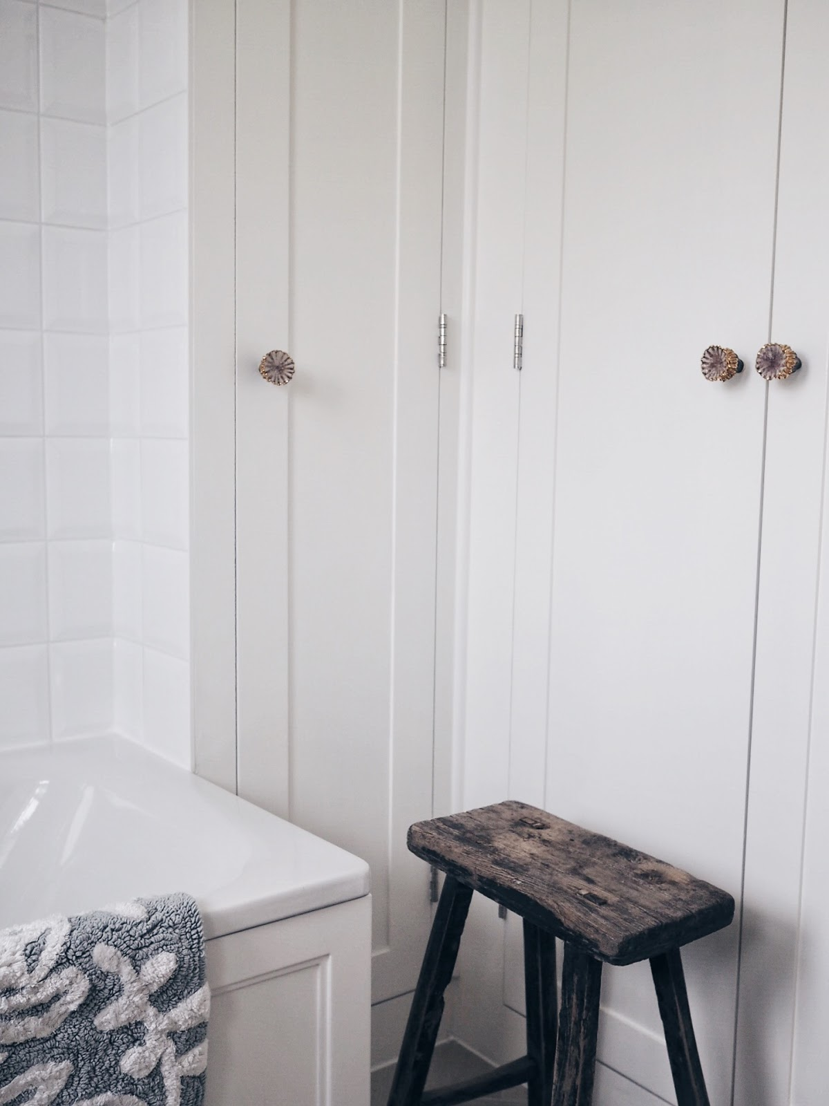 The Big Reveal: Our Guest Bathroom Before and After | angloyankophile