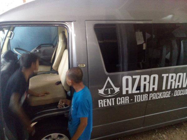 Sewa ELF Tangerang | Azra Trans