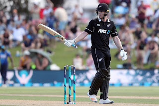न्यूजीलैंड क्रिकेट खिलाड़ी