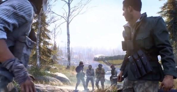 نعرفة عن طور الباتل رويال Battlefield 5: Firestorm, انواع الاسلحة والمركبات
