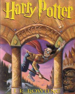 J.K.Rowling – Harry potter ve felsefe taşı (1. kitap)