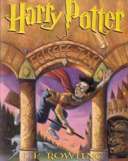 J.K.Rowling – Harry potter ve felsefe taşı (1. kitap)