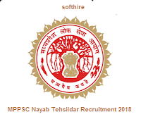 MPPSC Nayab Tehsildar Recruitment