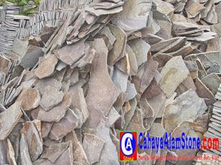 Harga Batu Alam Templek Purwakarta, Templek Garut Jenis Acak Per Meter Persegi
