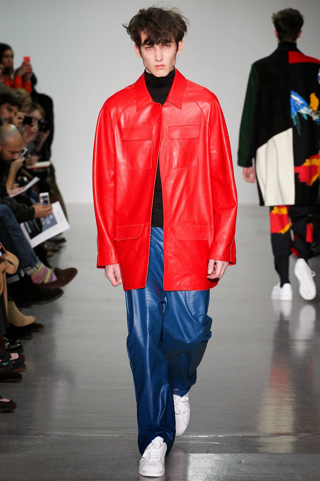 d9d0be08aaf1 Stylefluid Trendz  London Menswear Fashion Week  Agi and Sam Fall ...