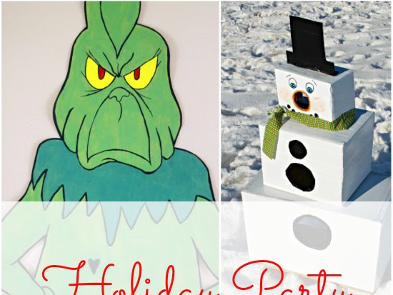 5 Fun Holiday Party Games!