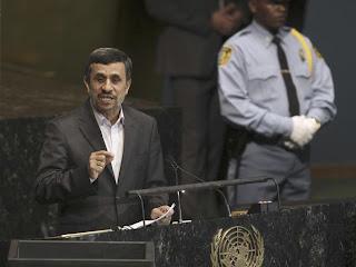 Mahmud Ahmadinejad y un Nuevo Orden Mundial