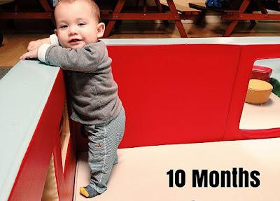 Baby's Development Age 10 Months