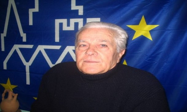Albanian writer Fatos Arapi passed away today, October 11