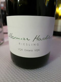Norman Hardie Riesling 2015 - VQA Ontario, Canada (89 pts)
