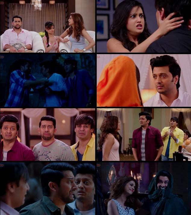 Great Grand Masti 2016 Hindi 720p DVDRip