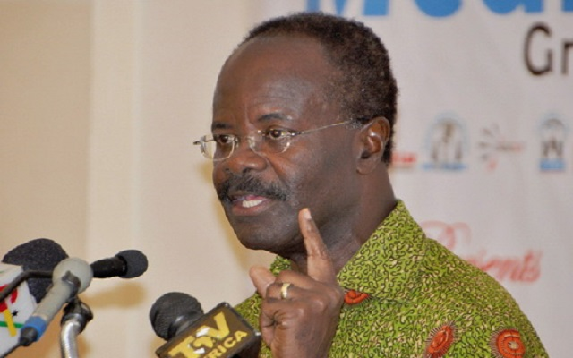 Nduom advocates higher prices for imported goods