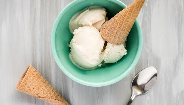 soy ice cream recipe no machine