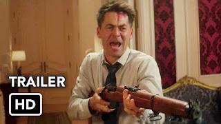 "Into The Dark: ""A Nasty Piece of Work"" Trailer da Série de antologia de terror Hulu"