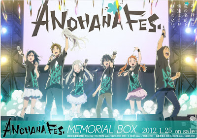 AnoHana Fes. Memorial Box (2012.02.22) [Jaburanime]