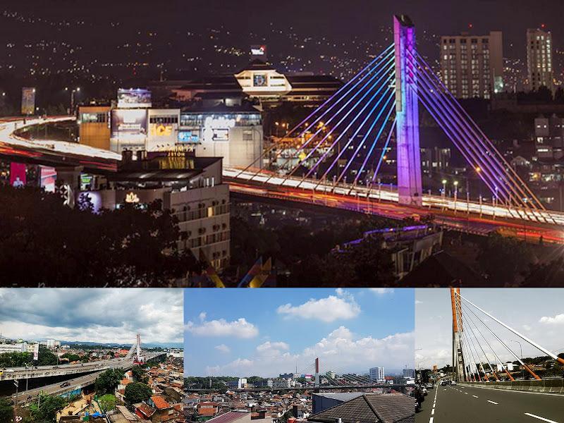 Sejarah jembatan Pasupati Bandung