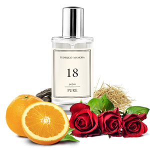 Chypre Woody Perfume FM 18