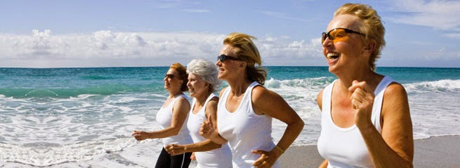menopausa e exercicio