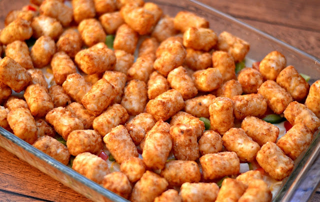 Overnight Tater Tot Breakfast Casserole Building Our Story