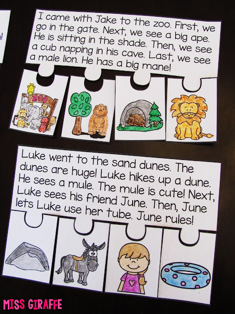 Long U Reading fluency and comprehension puzzles and so many fun activities for all the phonics sounds