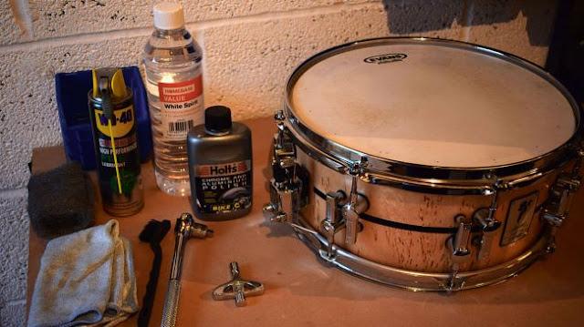Как разобрать барабан