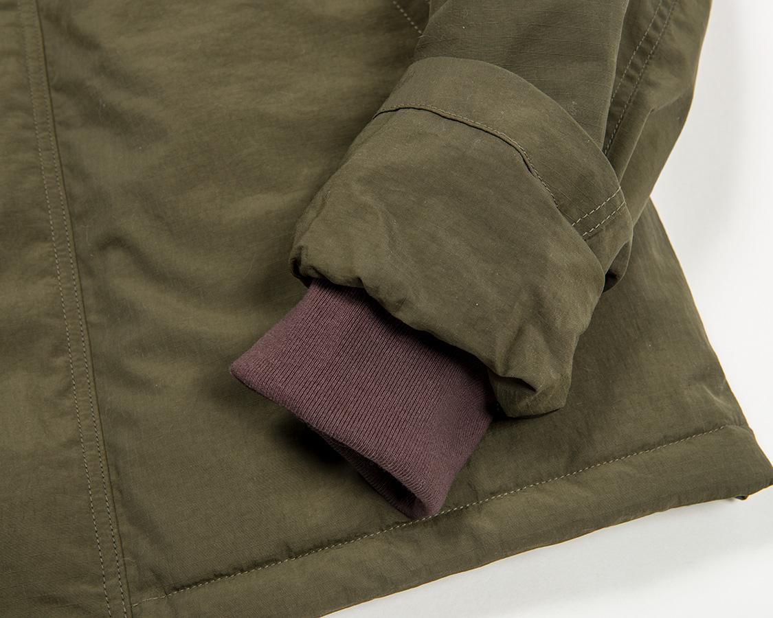 ワーカーズ N-1 パフジャケット アウター ジャケット  通販