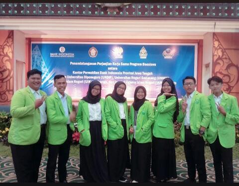 50 Mahasiswa UIN Walisongo Terima Beasiswa Bank Indonesia