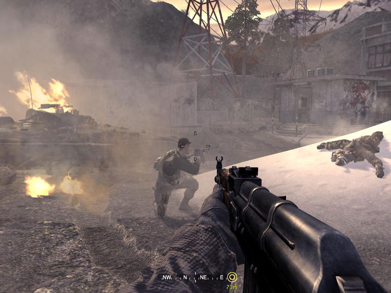Call Of Duty 4 Multiplayer Only Download