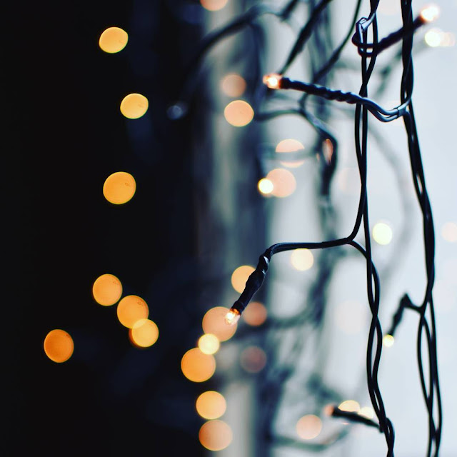 noel, guirlande, guirlande de noel, noël, fin d'année, 2016, fête de noël, lumière, light, lighting, pose longue