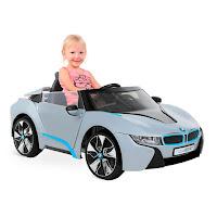 Mini Veículo Elétrico Controle Remoto - BMW Spider