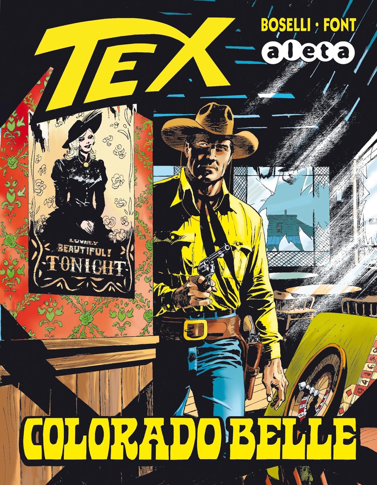 Tex Aleta Edicones