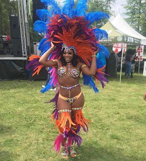 Yandy Smith Carnival Atlanta