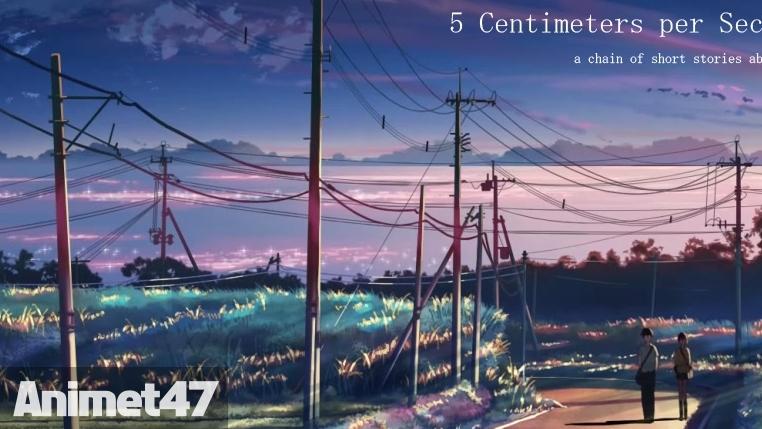 Ảnh trong phim Byousoku 5 Centimeter -5 Centimet trên giây 1