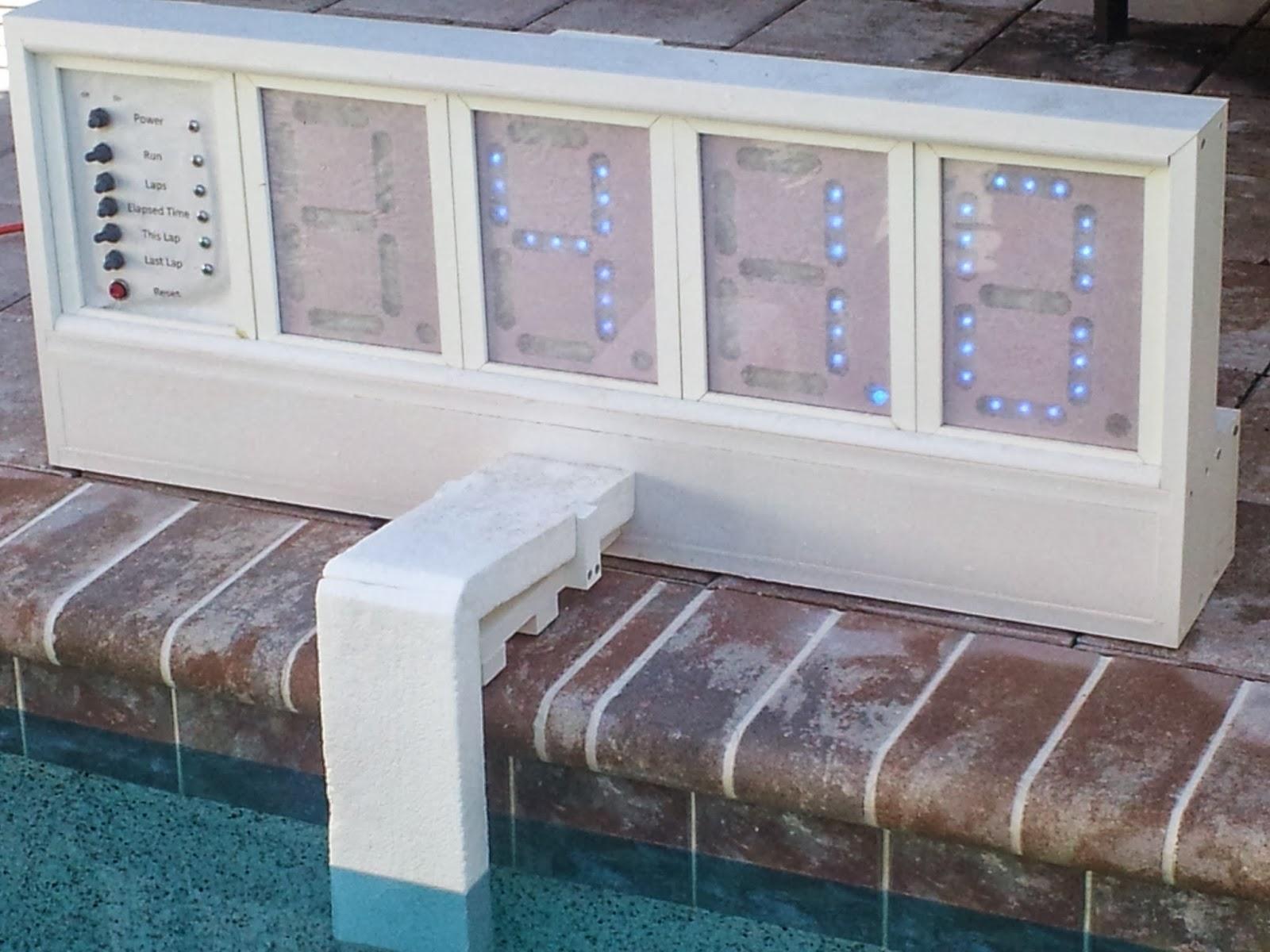 Wak D Arduino Swim Lap Counter