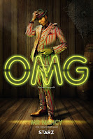 American Gods Series Poster Orlando Jones