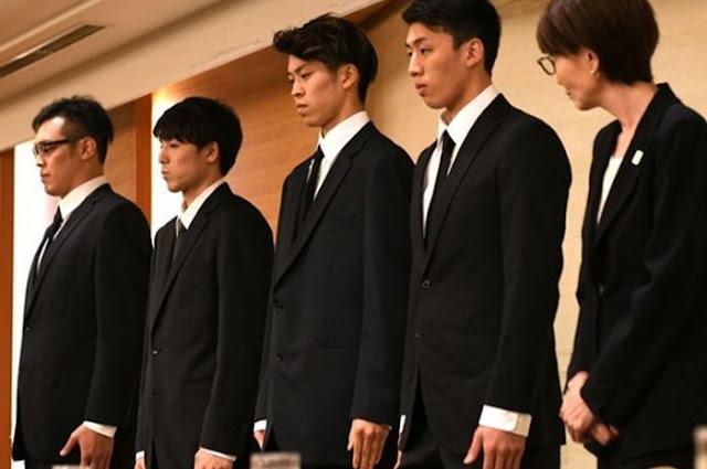 4 Atlet Asian Games Jepang yang Main PSK Minta Maaf