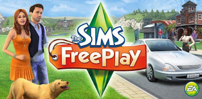 Download Game Android Gratis The Sims FreePlay apk + data
