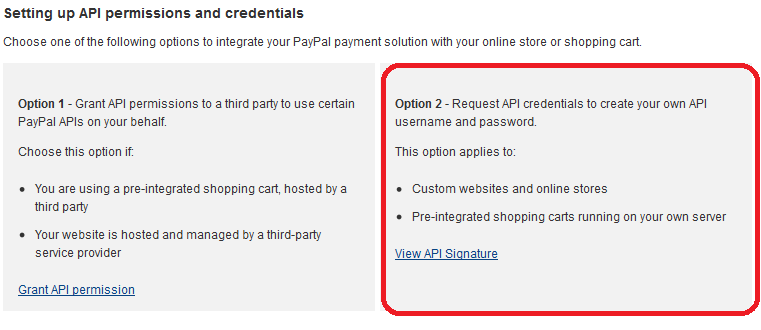 My tech memo: Paypal - How to get Paypal API credential from
