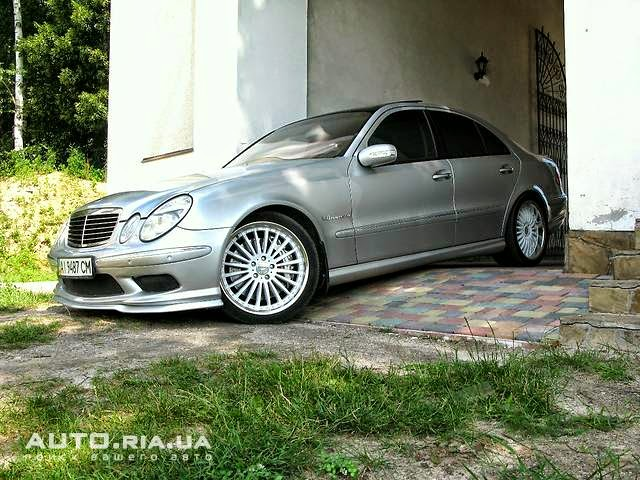 mercedes benz w211 e55 amg carlsson performance kit 700hp. Black Bedroom Furniture Sets. Home Design Ideas
