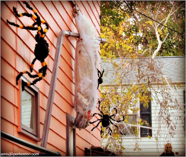 Salem en Halloween
