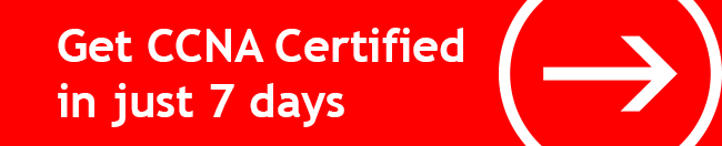 Get CCNA Certified