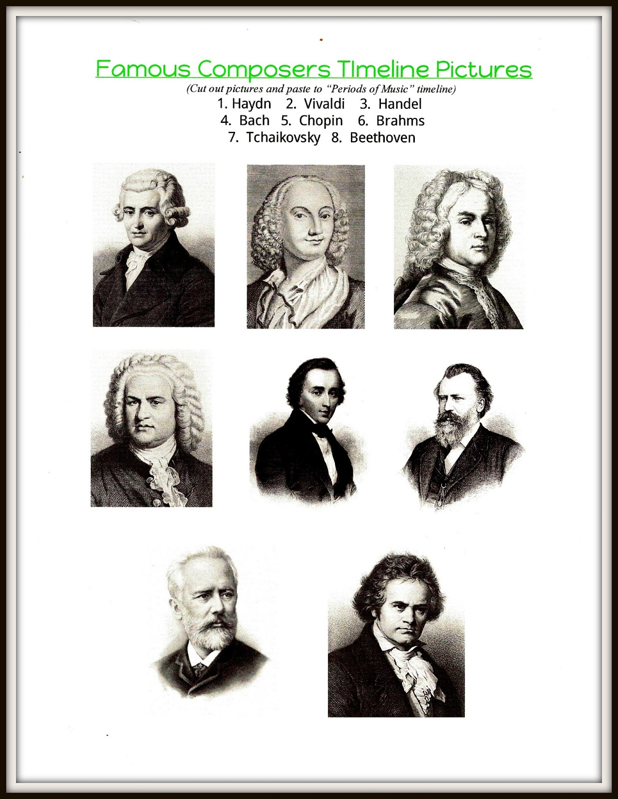 Sole Searching Mama Classical Composers Part Ii