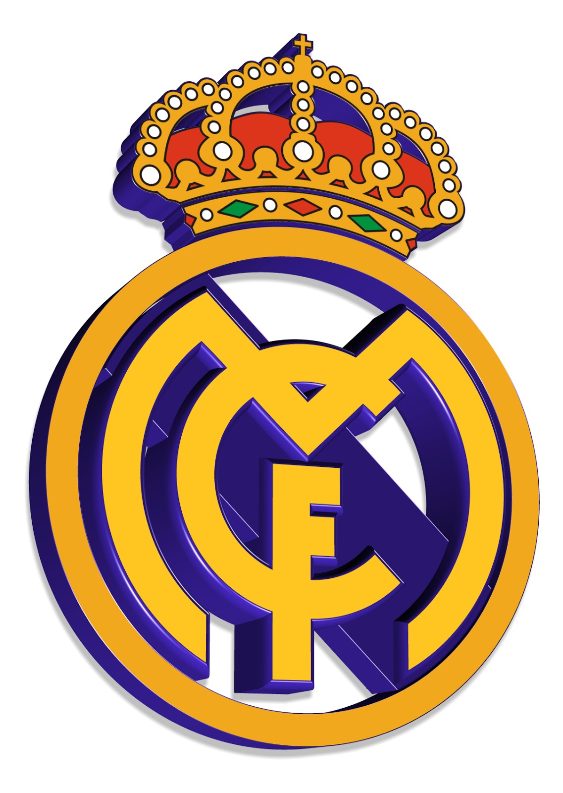 Real Madrid Logo ~ Log...