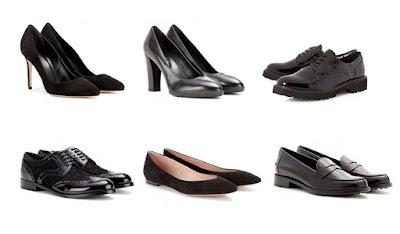 Туфли для капсульного гардероба