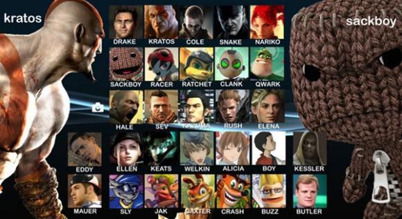 d377d17d5a254 A partir del 17 de Octubre, los usuarios de PlayStation Plus van a poder  disfrutar de la beta de PlayStation All-Stars Battle Royale.
