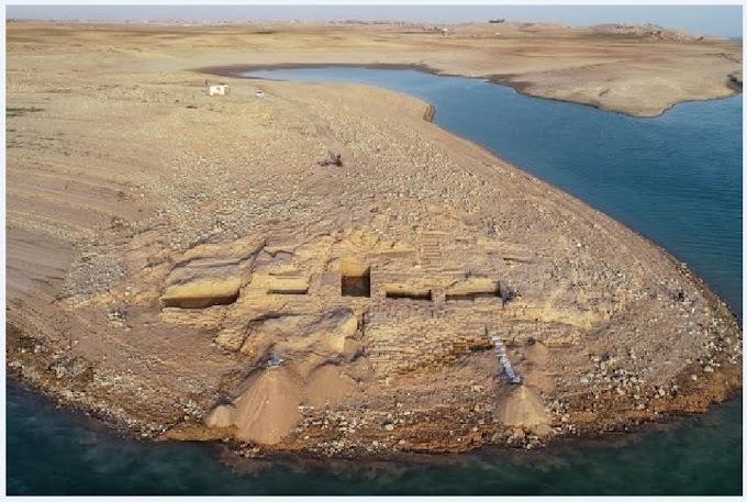 Χαμένο ανάκτορο μιας ξεχασμένης αυτοκρατορίας: Σημαντική αρχαιολογική ανακάλυψη στις κουρδικές περιοχές του Ιράκ
